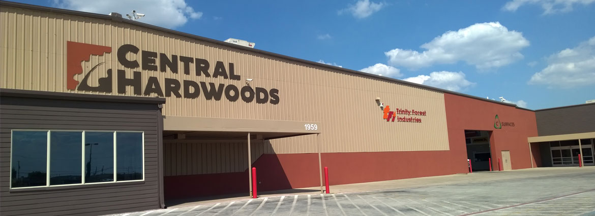Newest Central Hardwood Building