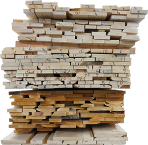Softwood Lumber Stack