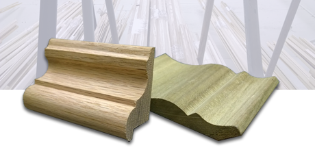 Stock Mouldings Available